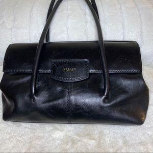 Radley London flap over shoulder bag